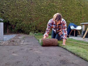 nieuwe grasmat niek termaat klus en tuin